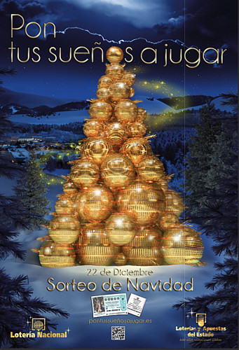 El Gordo Spanish Christmas lottery 2013