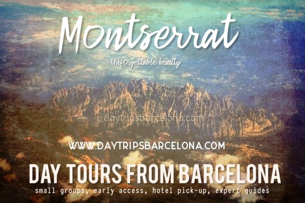 day tours to Montserrat from Barcelona