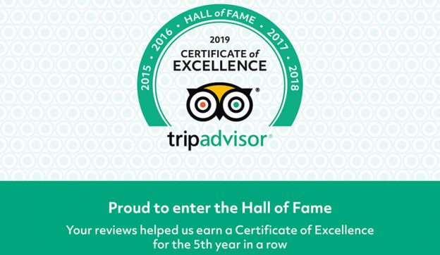 Tripadvisor Hall of Fame Barcelona