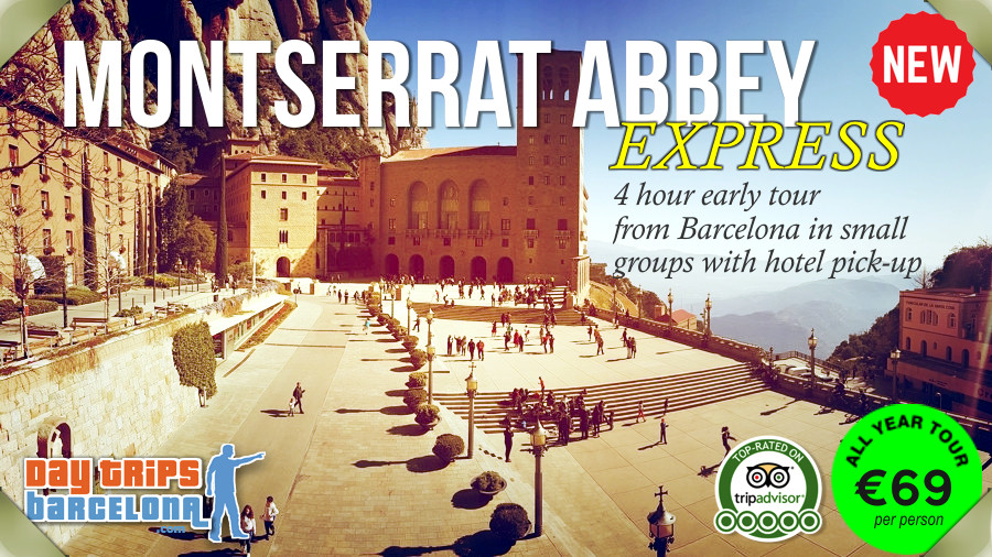 Early Access express tour to Montserrat monastery