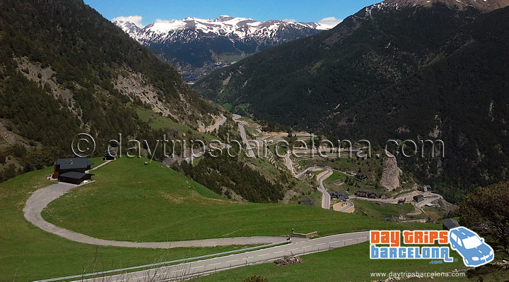 Day Tour to Andorra from Barcelona